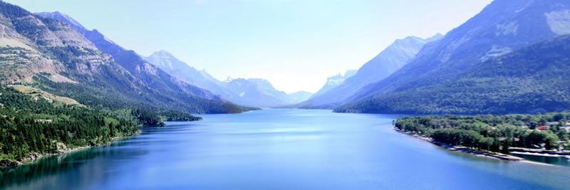 Waterton National Park by Trudy