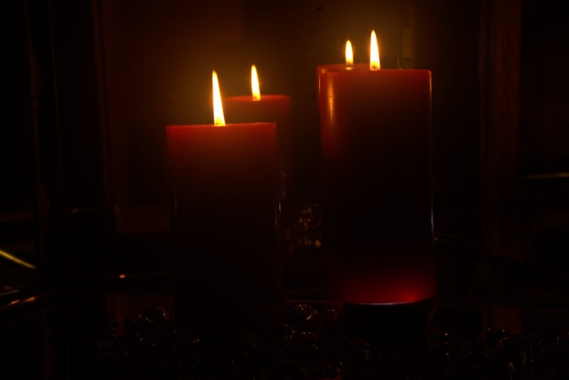 Candles by Don